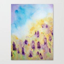 Mom's Canvas Print