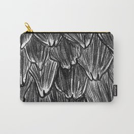 Pangolin Scales Carry-All Pouch