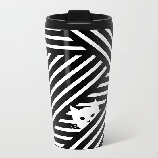 Peak Metal Travel Mug