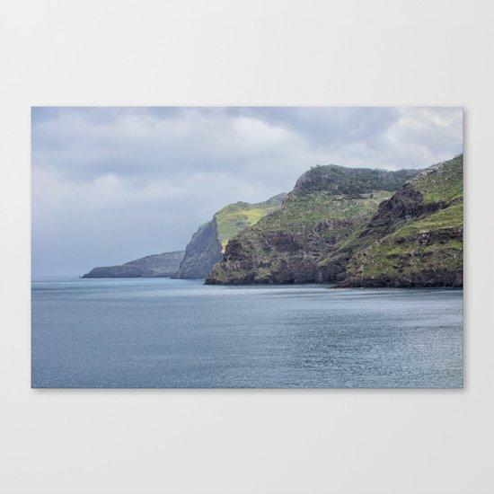 Madeira 6 Canvas Print