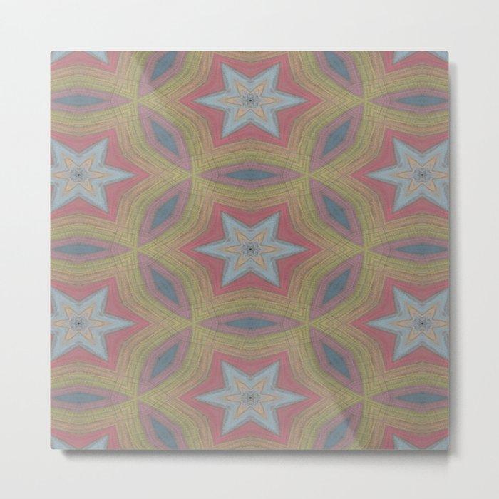 Ann Arbor chalk 6233 Metal Print