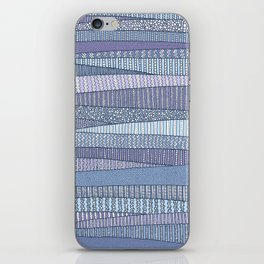 Winter Fields iPhone Skin