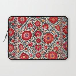 Kermina Suzani Uzbekistan Embroidery Print Laptop Sleeve