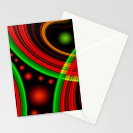 Abstract 94 Stationery Cards