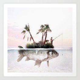 Something Fishy Kunstdrucke