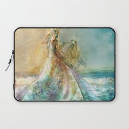 Shell Maiden Laptop Sleeve