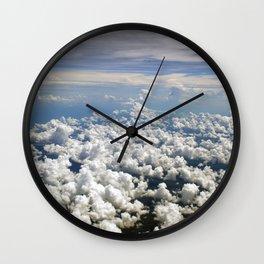 Clods Wall Clock