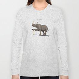 Cork it, Dürer! [HD] Long Sleeve T-shirt