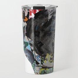 Paris Graffiti: 20th Arrondissement Travel Mug