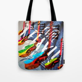 Relax with Afrobeats music Tote Bag