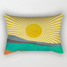 hope sun Rectangular Pillow