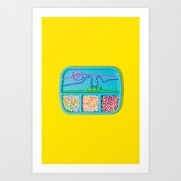 Sprinkle Party Art Print