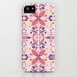 Petal Pusher iPhone Case