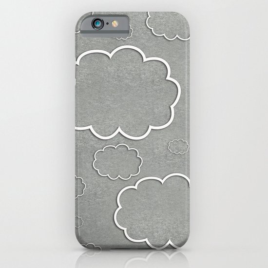 Cartoon Sky iPhone & iPod Case