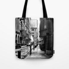 Moravian Street Tote Bag