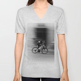 Cyclist Unisex V-Neck