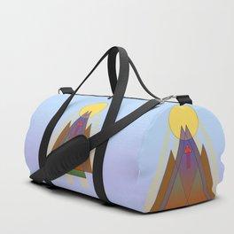 To the Sun Duffle Bag