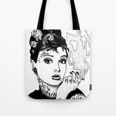 Tiffany Tote Bag