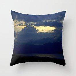 Blues. Throw Pillow
