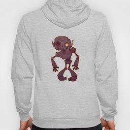 Rusty Zombie Robot Hoody