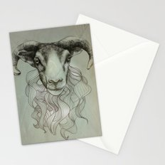 sheeps heid Stationery Cards