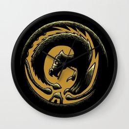Dragon Circle Wall Clock