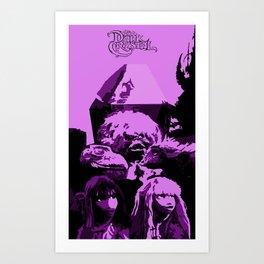The Dark Crystal Art Print