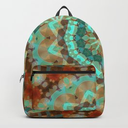 Bohemian Snowflake Backpack