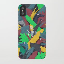 JW iPhone Case