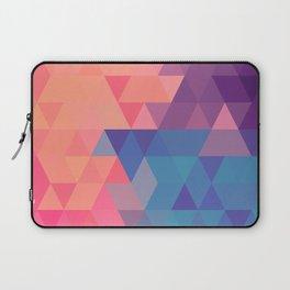 Colorul triangle Laptop Sleeve