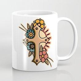 trad cross Coffee Mug