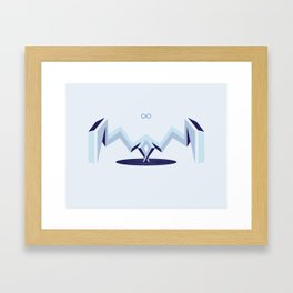 Infinity Portal Framed Art Print