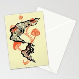 Trail: Off White Stationery Cards