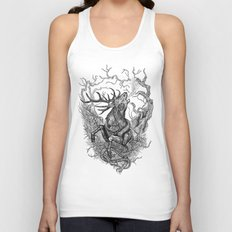 Low roar Unisex Tank Top