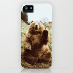 Hi Bear Slim Case iPhone (5, 5s)