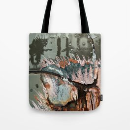Corrosion Colors I Tote Bag