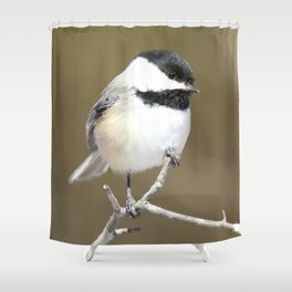 The finer points Shower Curtain