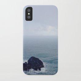 Stonehaven Sea iPhone Case