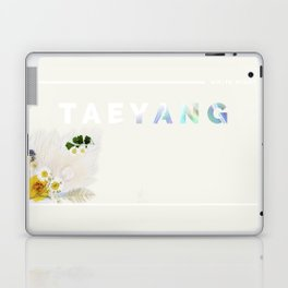 White Night Album - Taeyang Edition Laptop & iPad Skin
