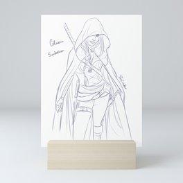 Assassin Mini Art Print