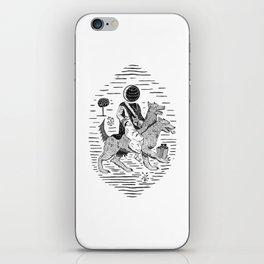 Tapelkap iPhone Skin