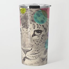 leopard changes his spots Travel Mug