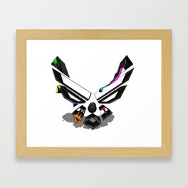 Colorful Freedom  Framed Art Print