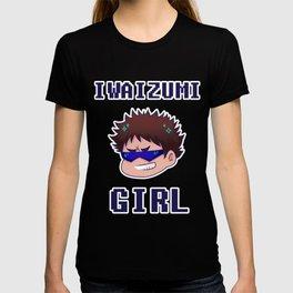 Iwaizumi Girl T-shirt