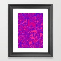aamu Framed Art Print