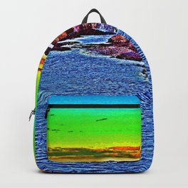 Saturated Surf Backpack