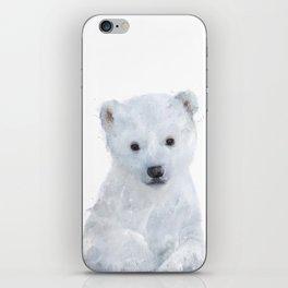 Little Polar Bear iPhone Skin