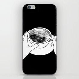 Morning please don't come iPhone Skin