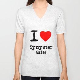 I Love Synyster Gates Unisex V-Neck