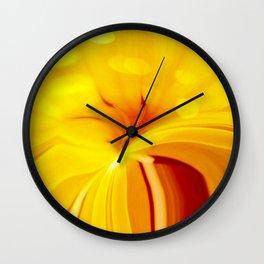 Ionian Sunrise Wall Clock